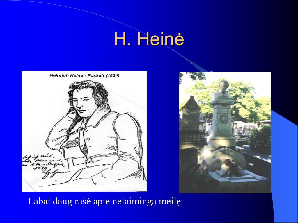 H. Heinė