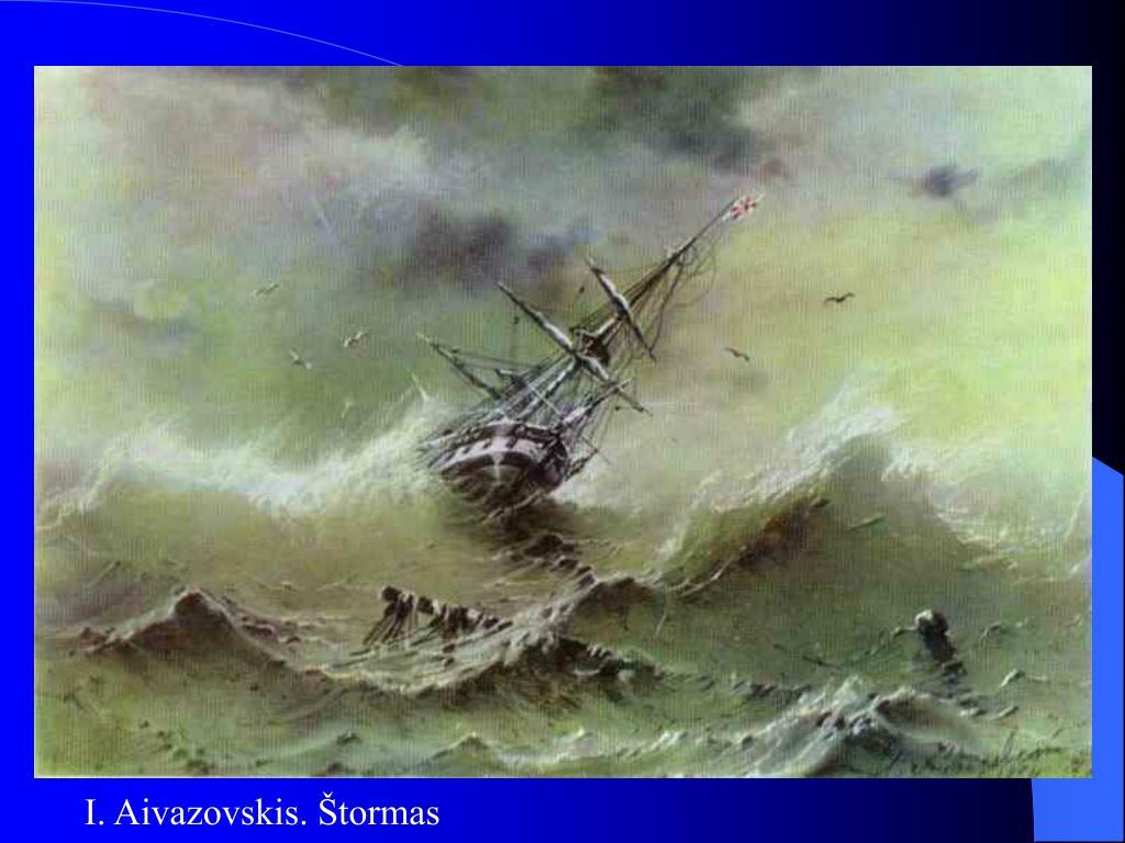 I. Aivazovskis