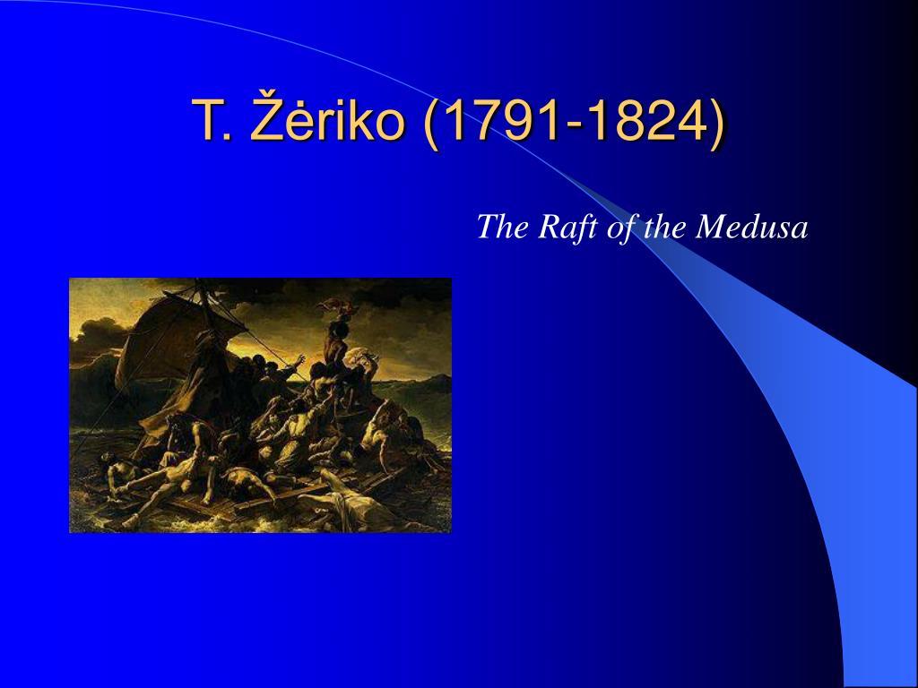 T. Žėriko (1791-1824)