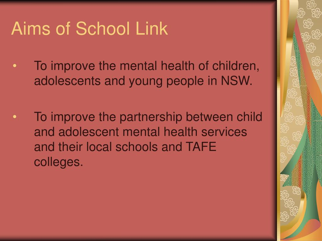 Aims of School Link