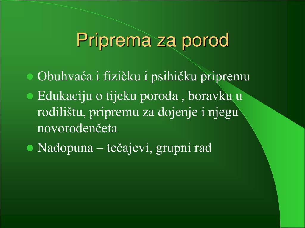 PPT - ZDRAVSTVENA NJEGA U ZAJEDNICI PowerPoint Presentation - ID:446305