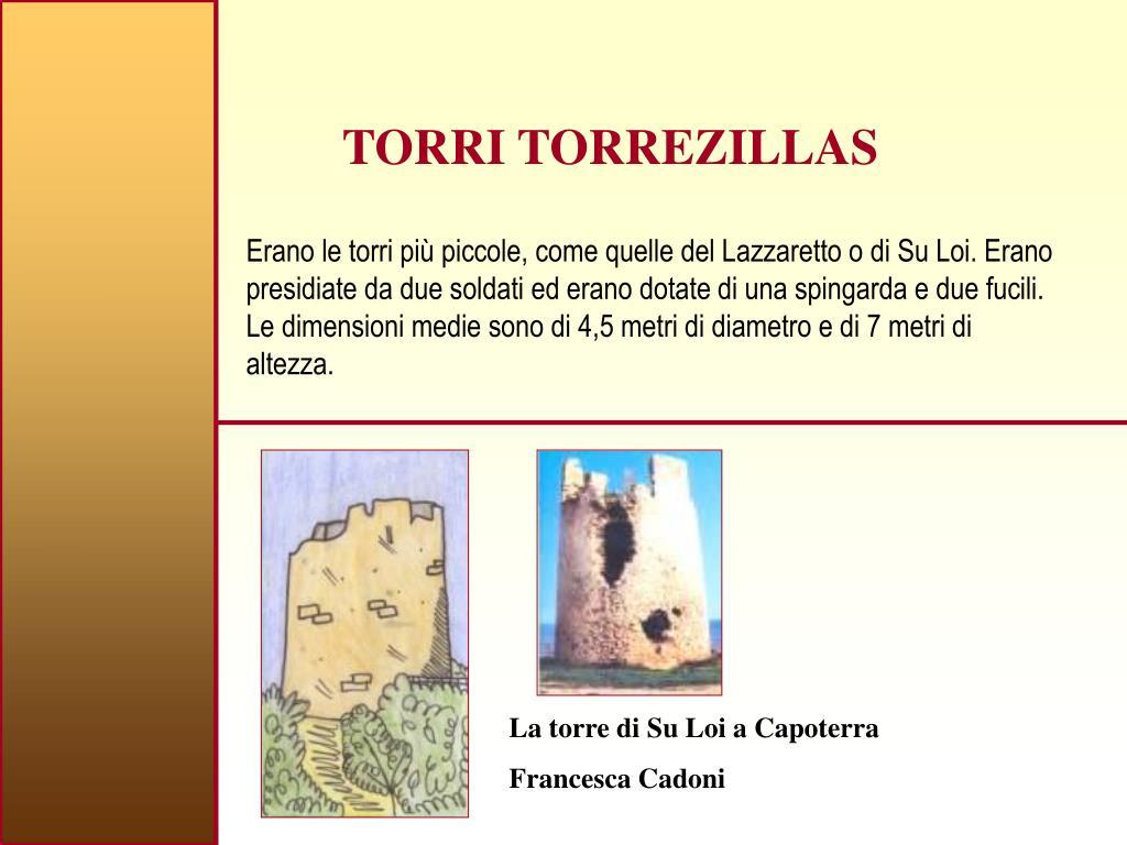TORRI TORREZILLAS