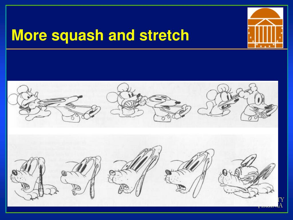 More squash and stretch