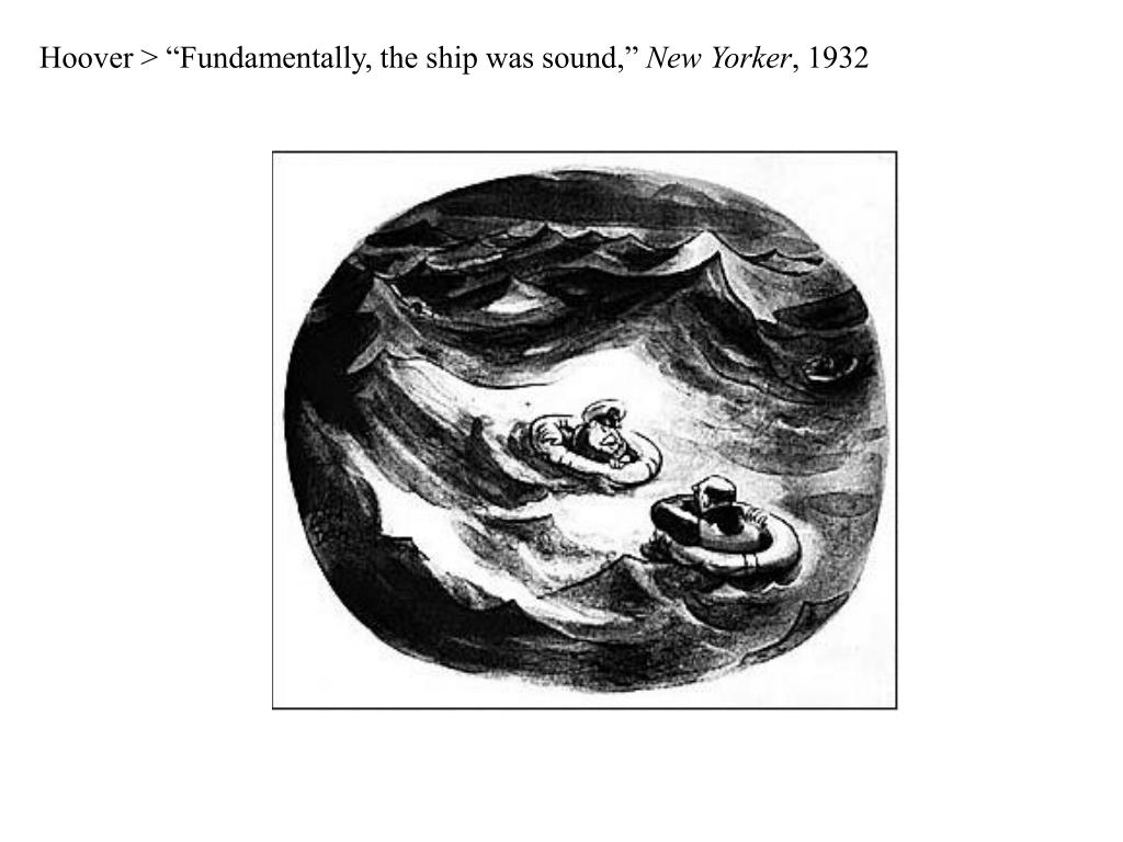 "Hoover > ""Fundamentally, the ship was sound,"""