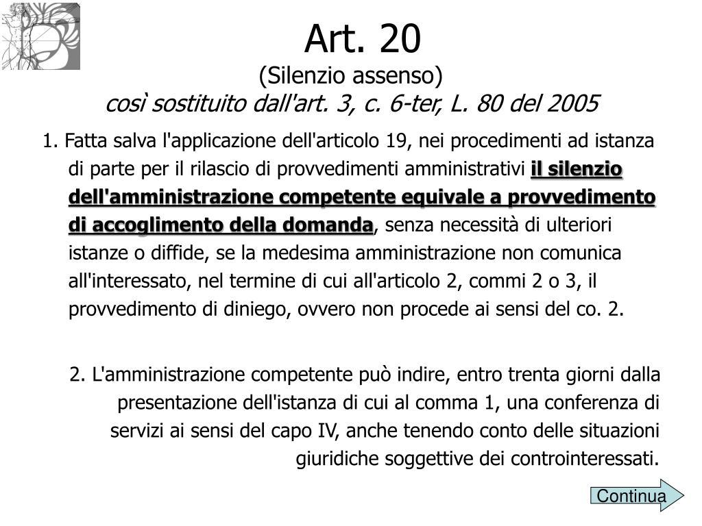 Art. 20