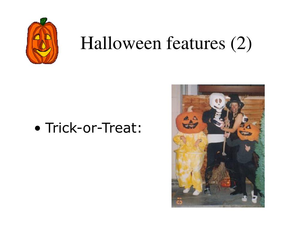 Halloween features (2)