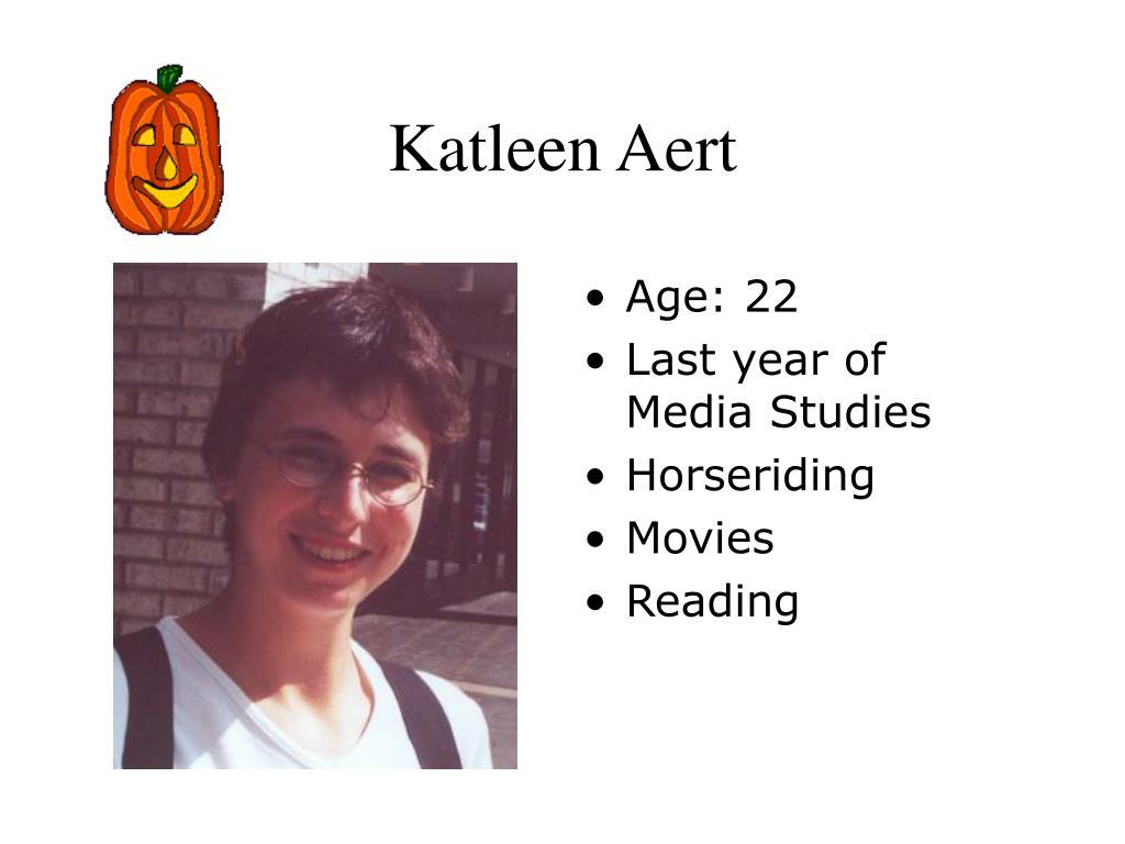 Katleen Aert