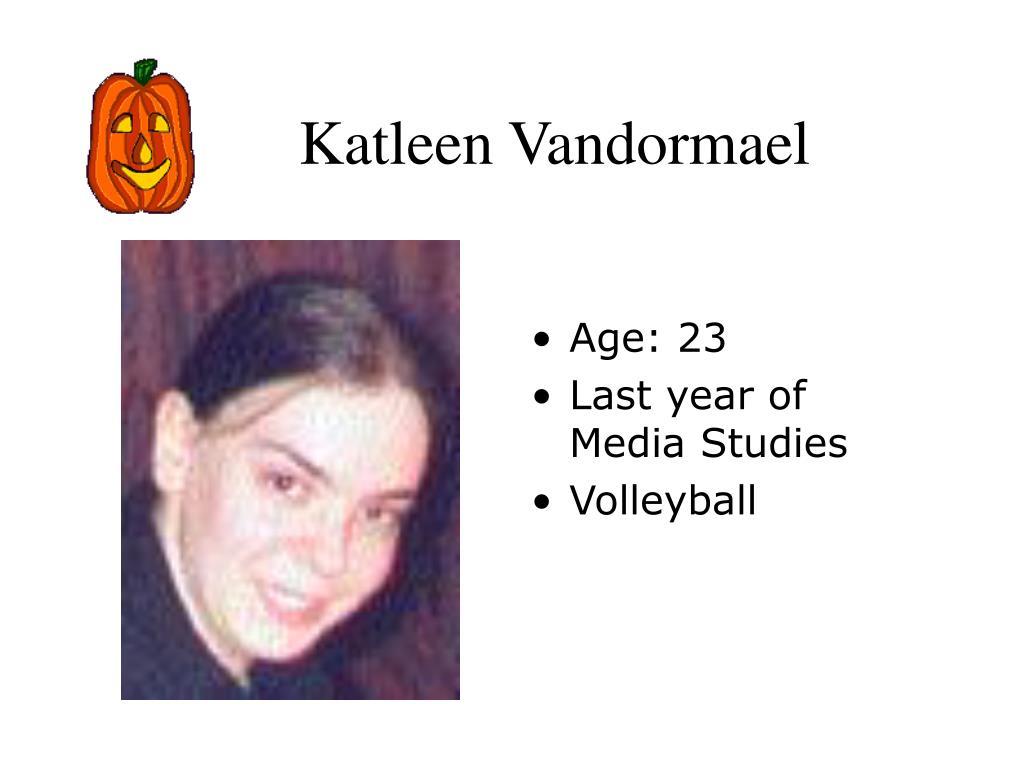 Katleen Vandormael
