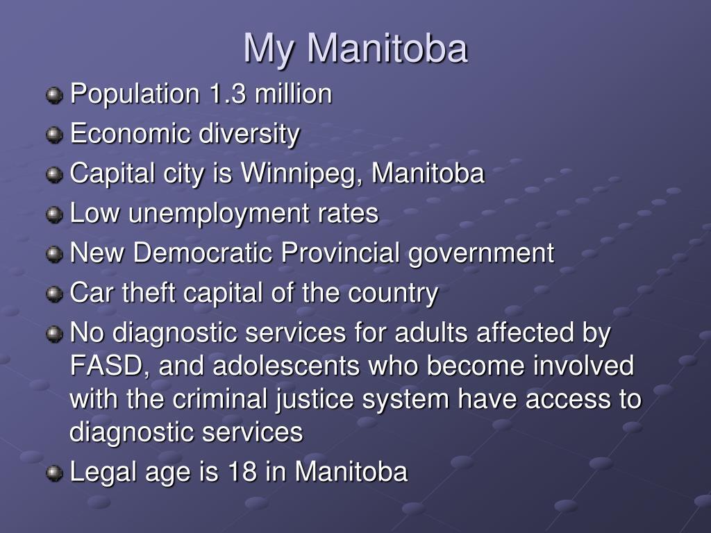 My Manitoba