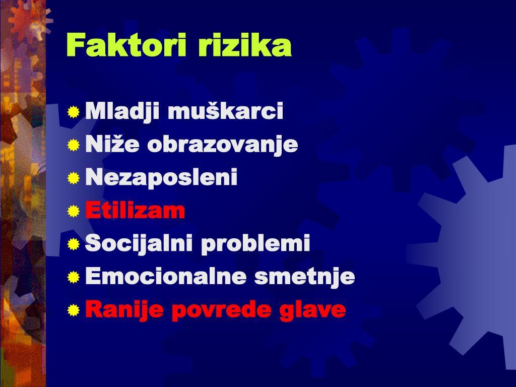 Faktori rizika