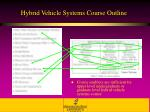 hybrid vehicle systems course outline8