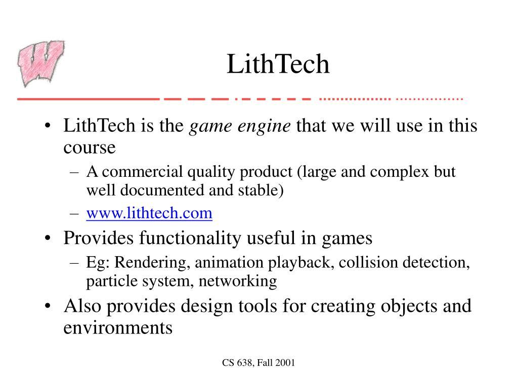 LithTech