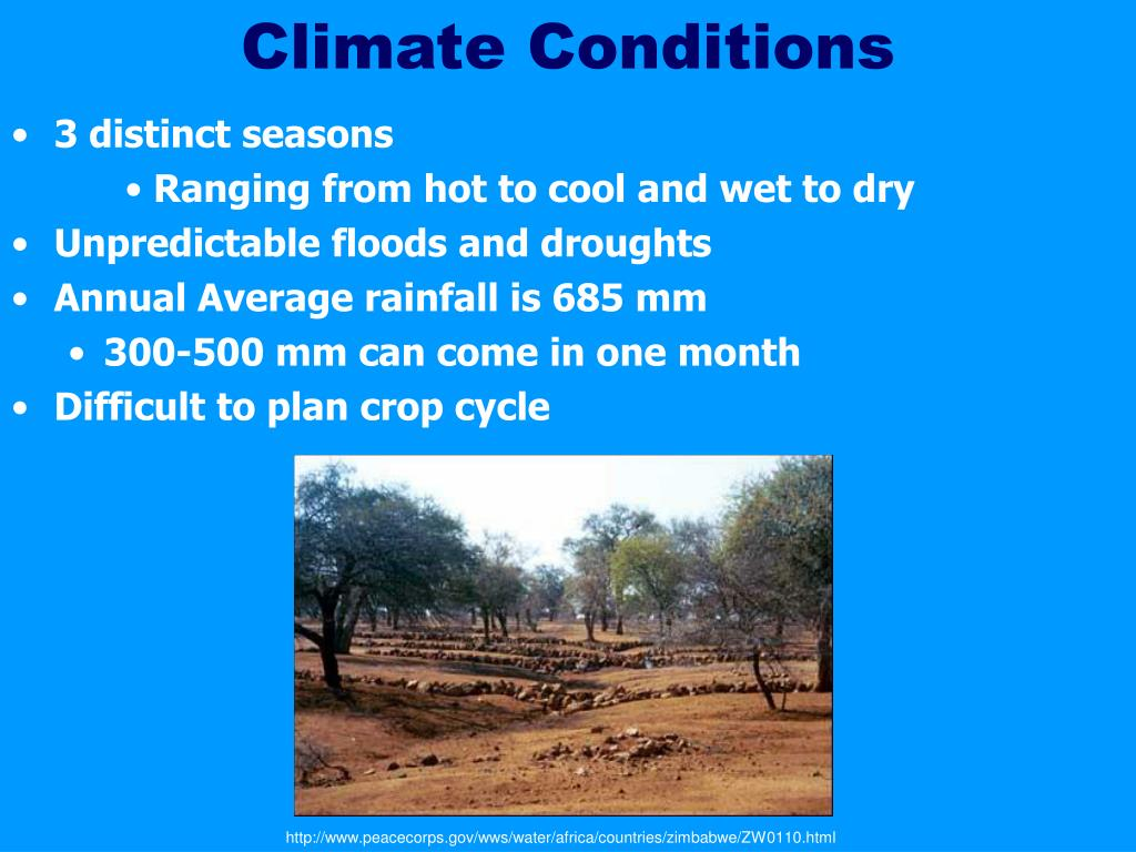 Climate Conditions