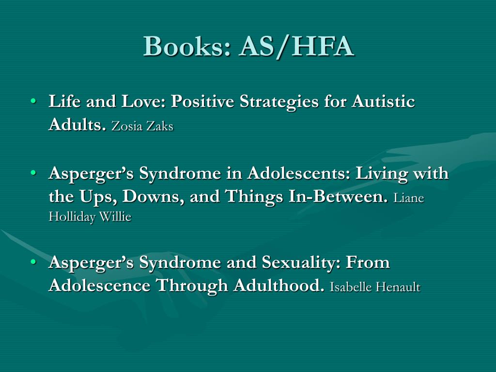 Books: AS/HFA