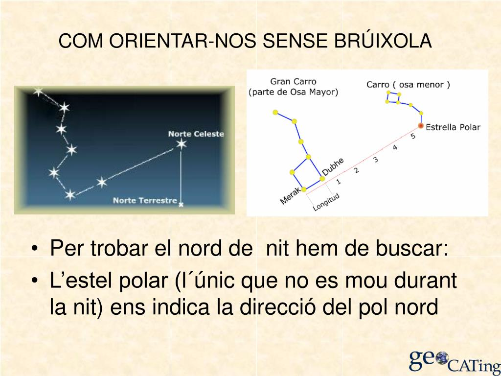 COM ORIENTAR-NOS SENSE BRÚIXOLA