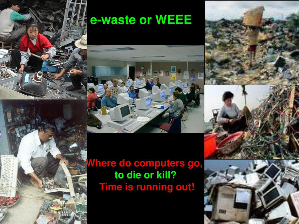 e-waste or WEEE