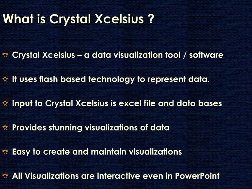 What is Crystal