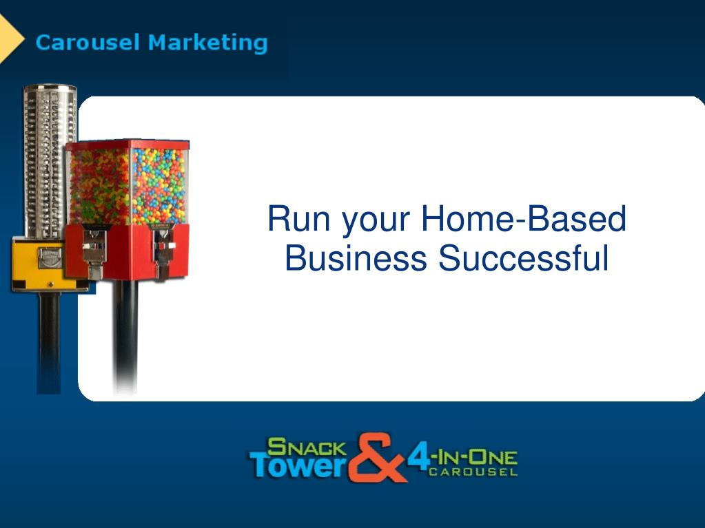 Run your Home-Based Business Successful