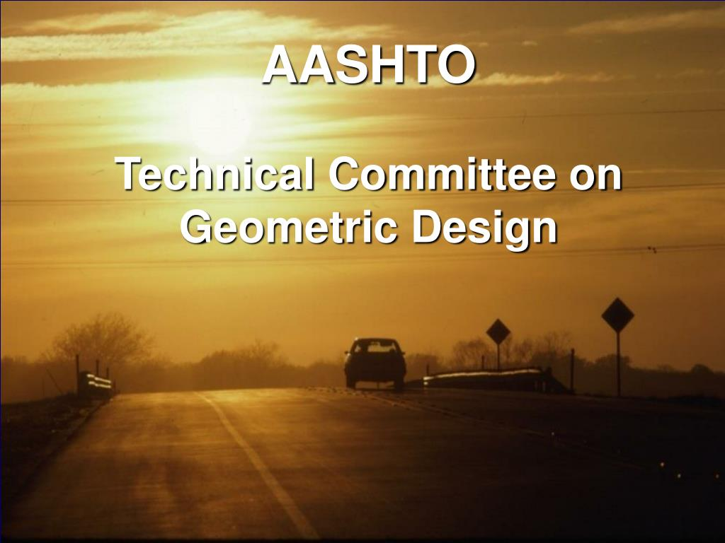 Technical Committee on Geometric Design