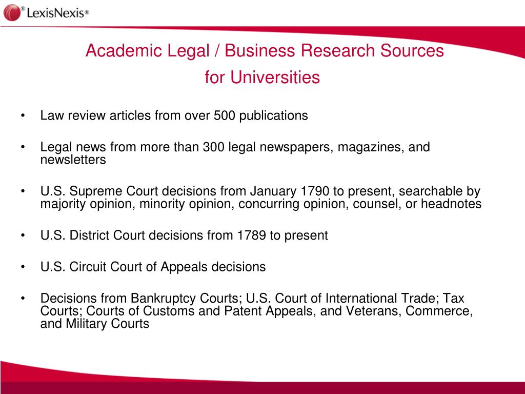 Law review articles from over 500 publications