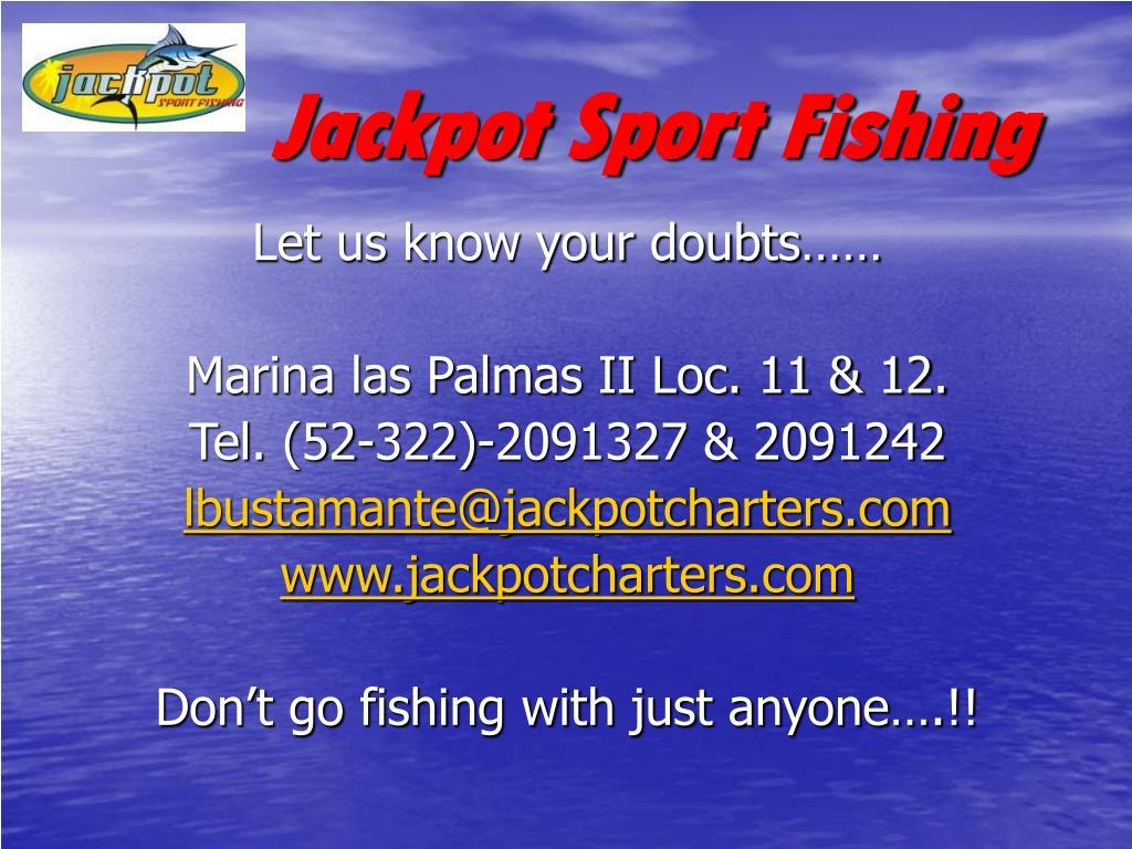 Jackpot Sport