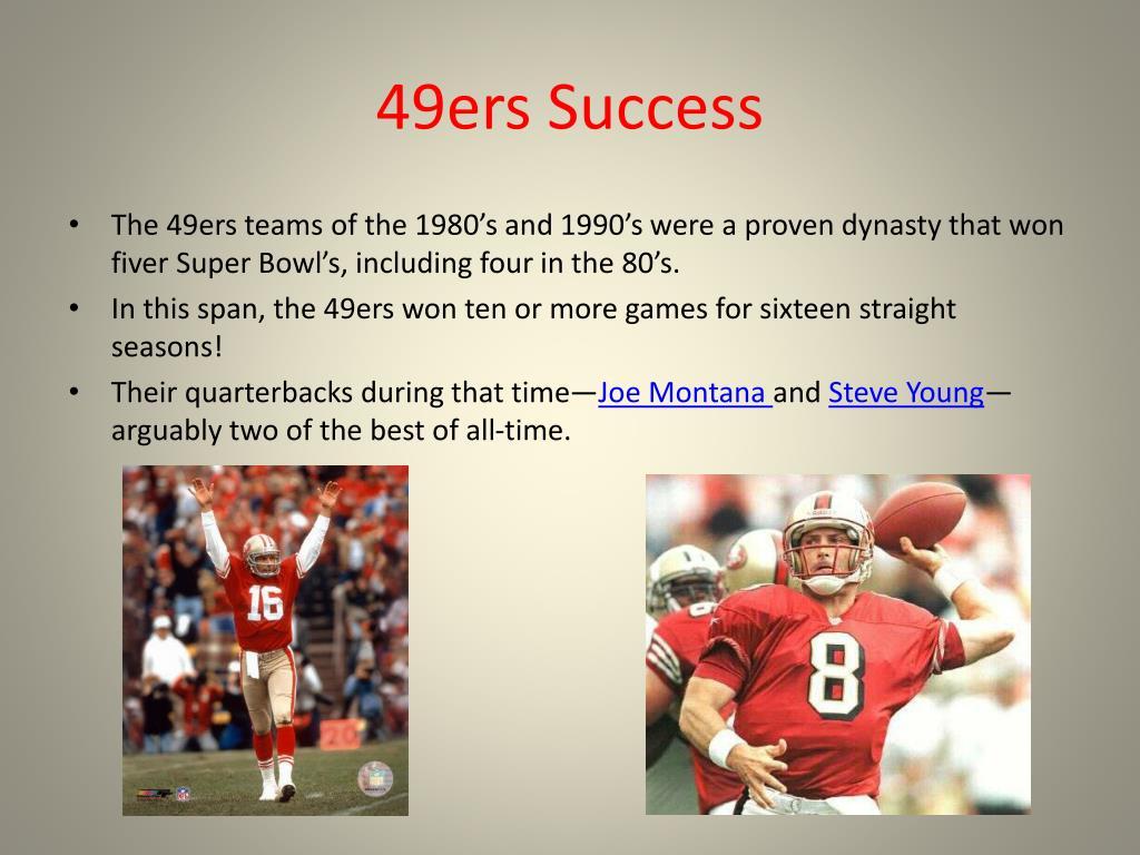 49ers Success