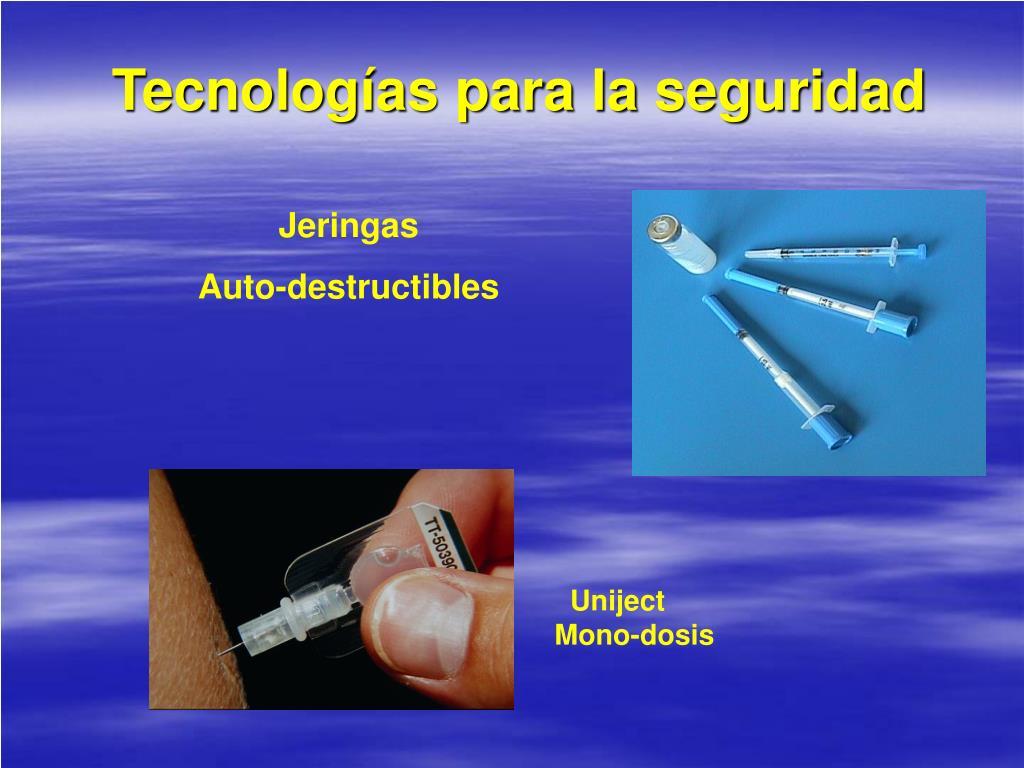 Tecnologías para la seguridad
