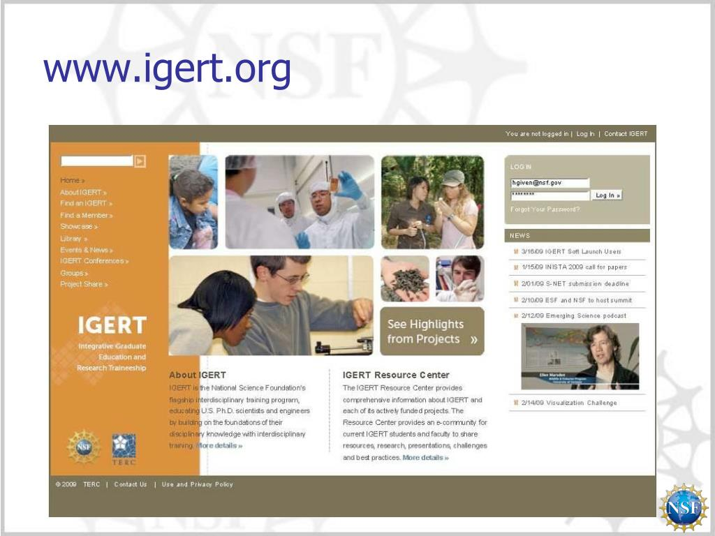 www.igert.org