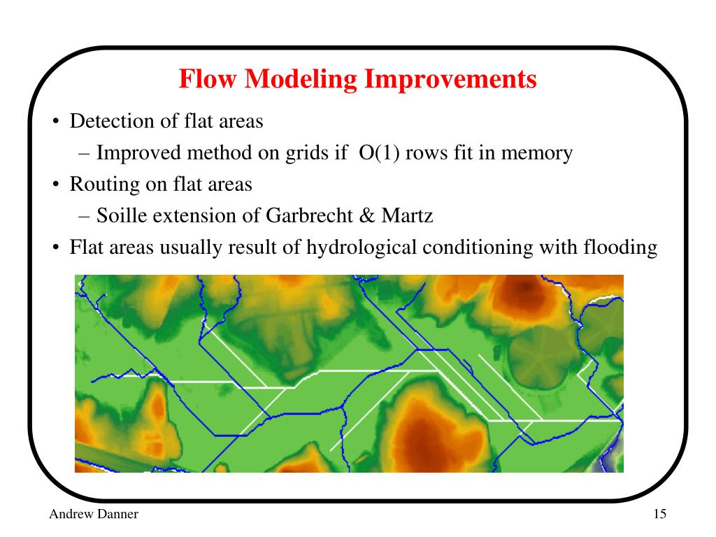 Flow Modeling Improvements