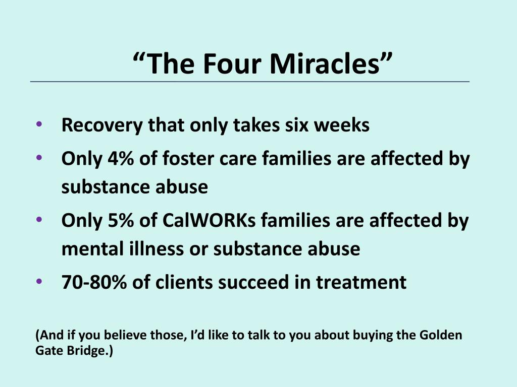 """The Four Miracles"""
