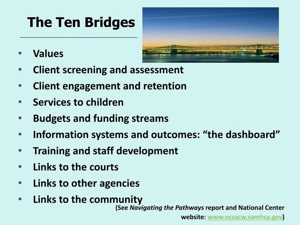 The Ten Bridges