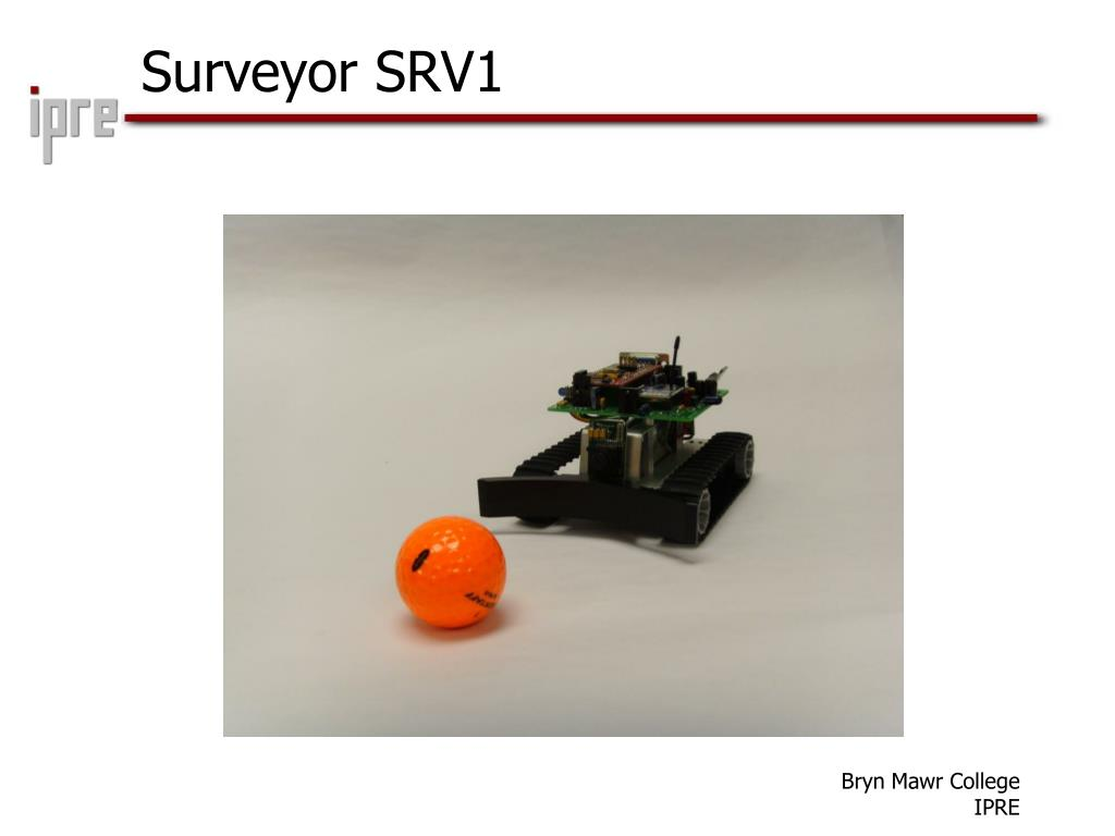Surveyor SRV1