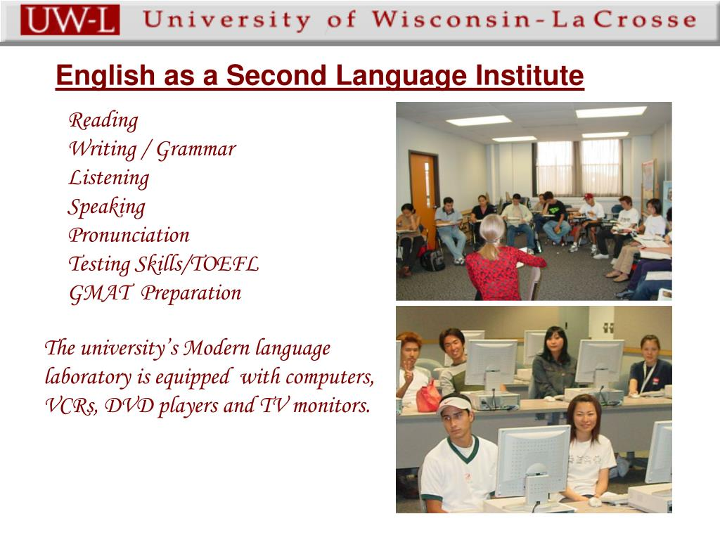 English as a Second Language Institute