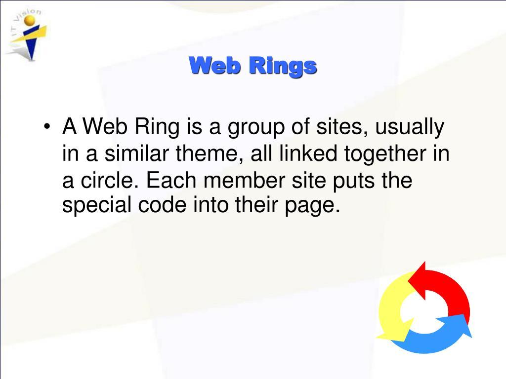 Web Rings