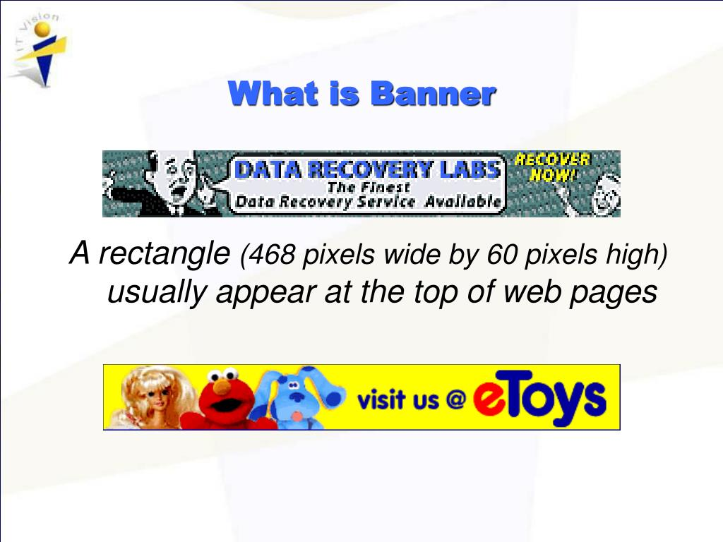 What is Banner