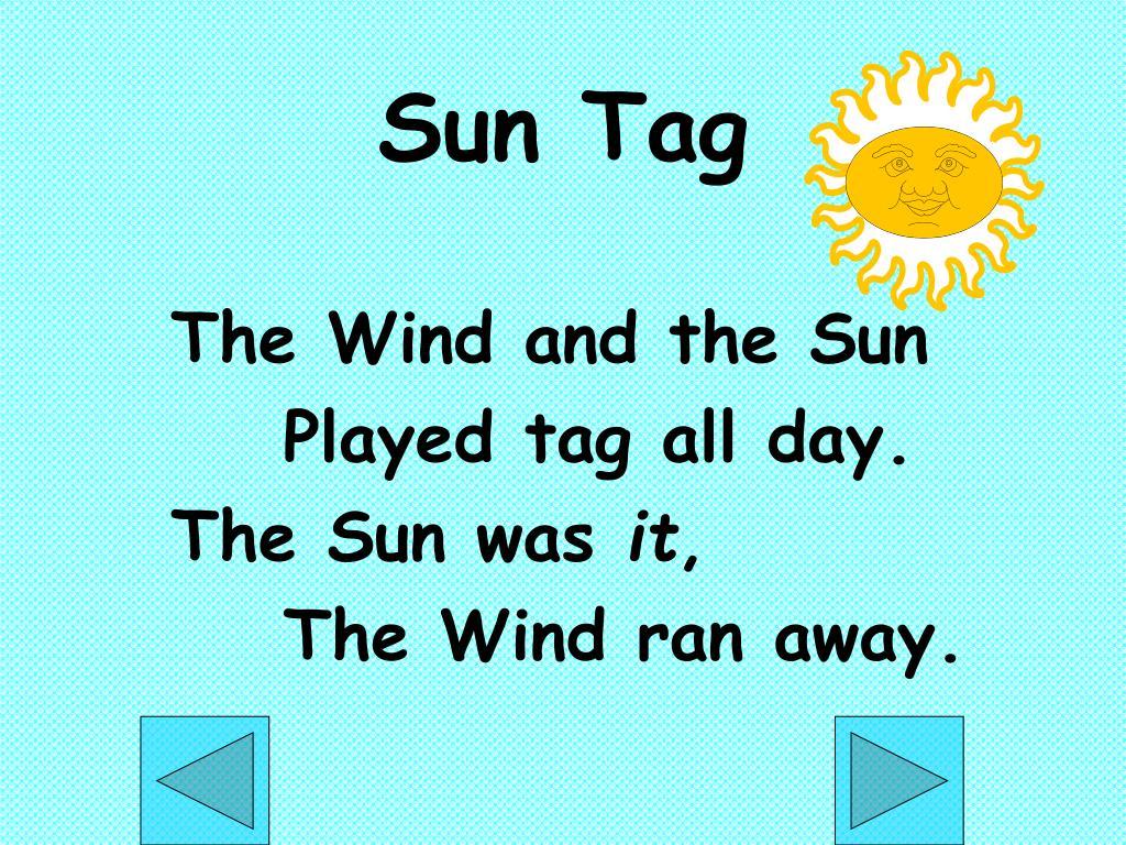 Sun Tag