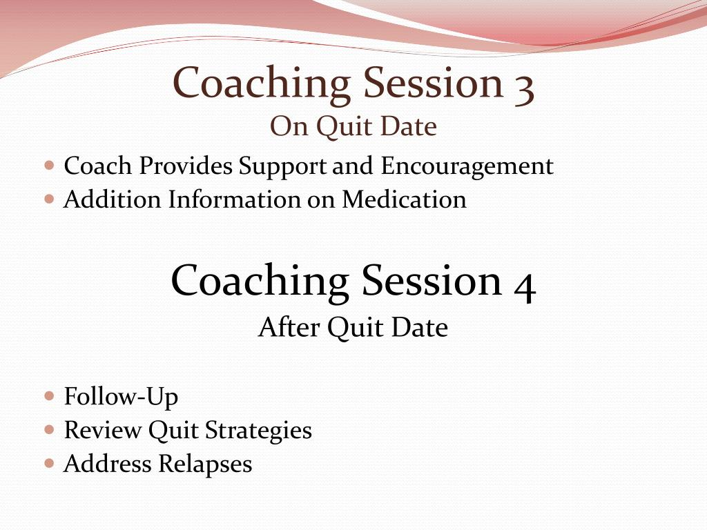 Coaching Session 3