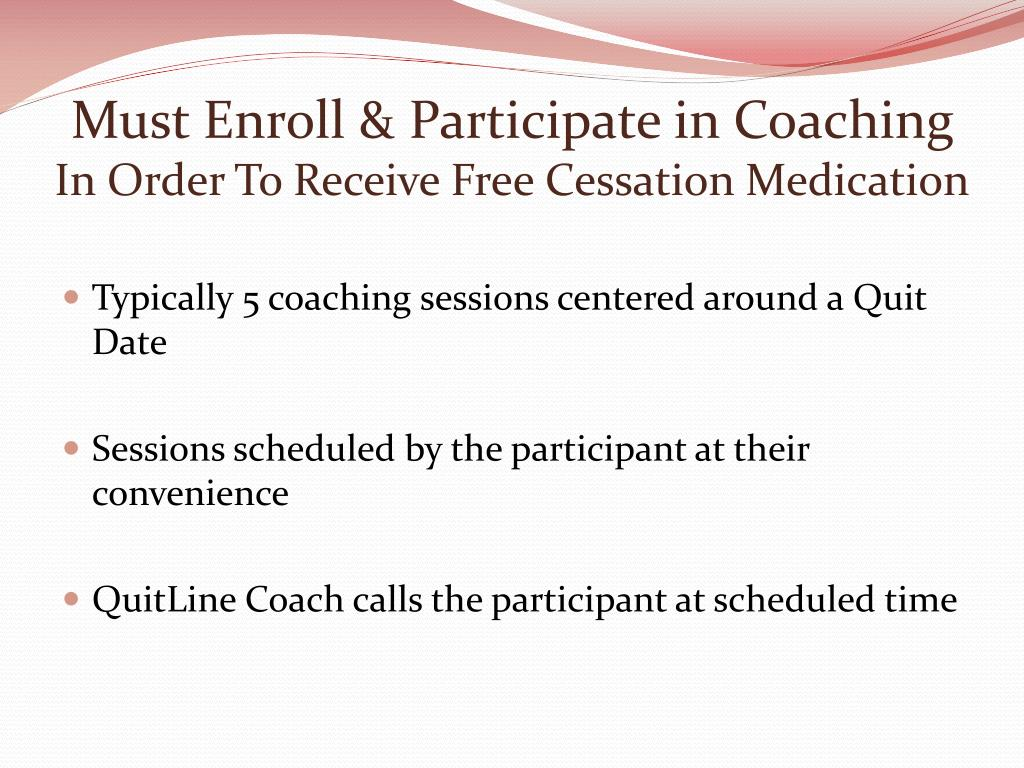 Must Enroll & Participate in Coaching
