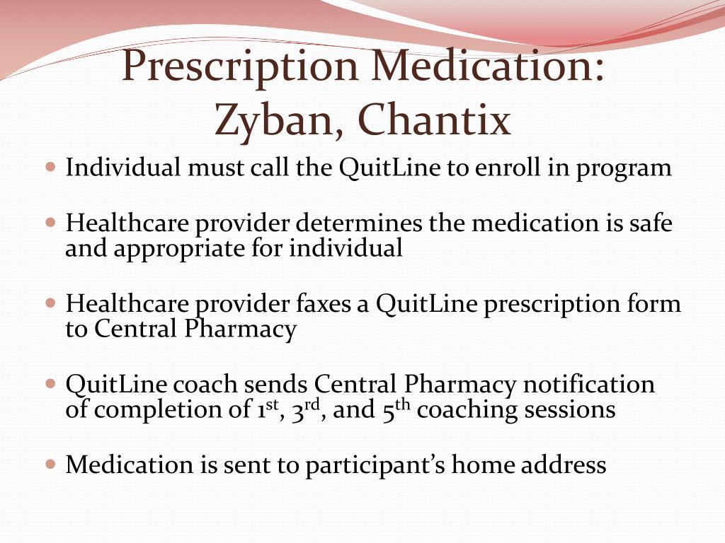 Prescription Medication:
