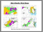 mid atlantic wind maps