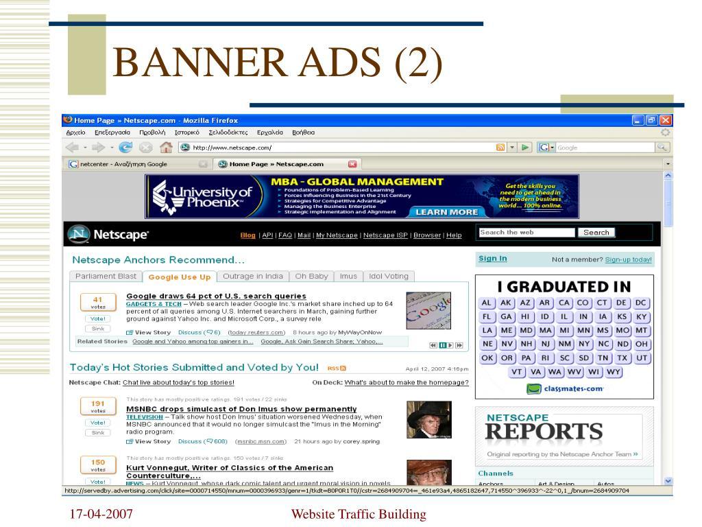 BANNER ADS (2)