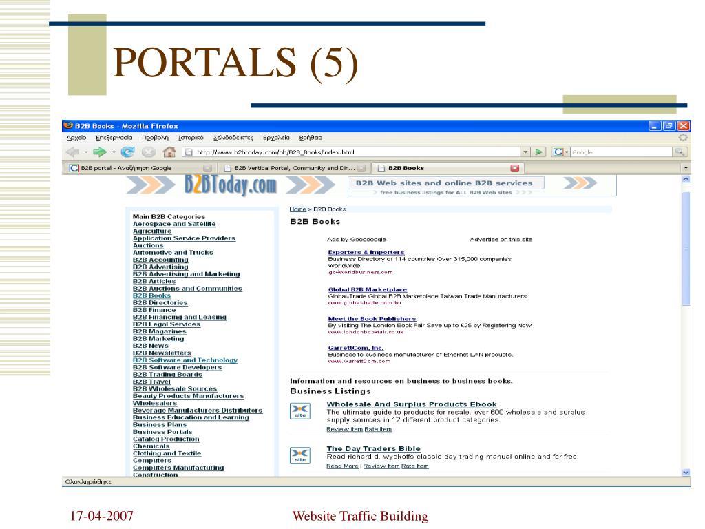 PORTALS (5)