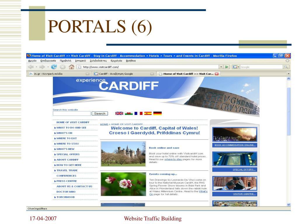 PORTALS (6)