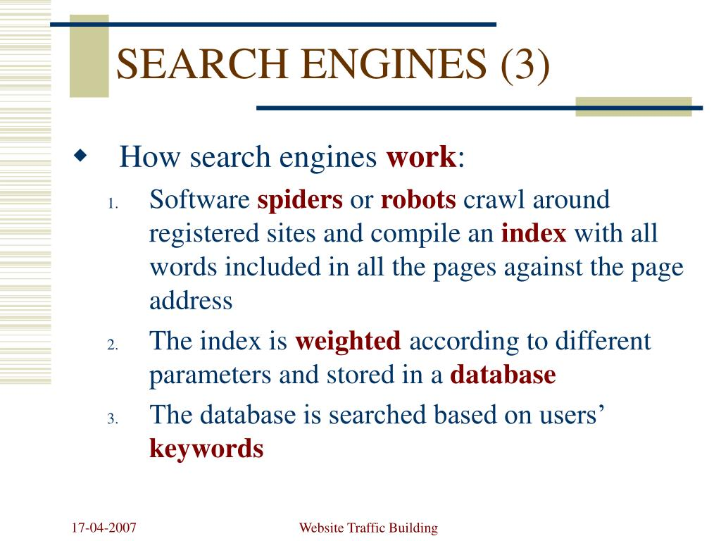 SEARCH ENGINES (3)