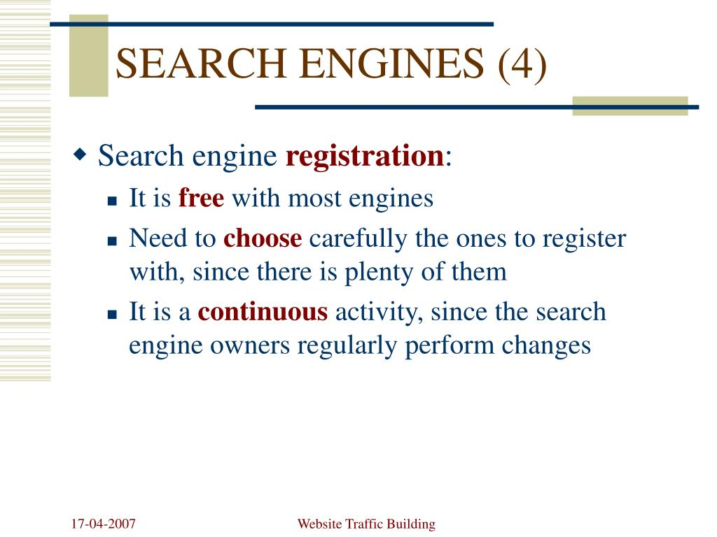 SEARCH ENGINES (4)