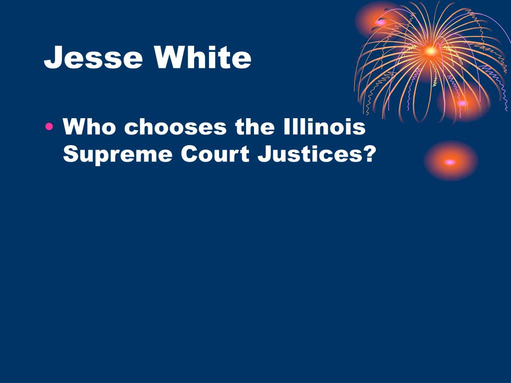 Jesse White