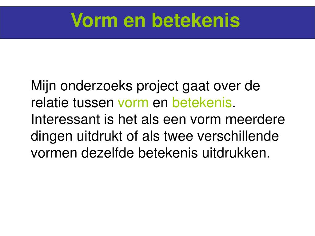 PPT - Taal in kaart PowerPoint Presentation - ID:449552