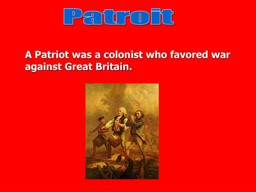 Patroit
