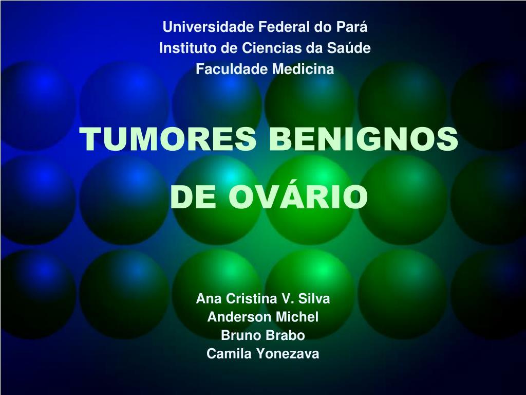 tumores benignos de ov rio