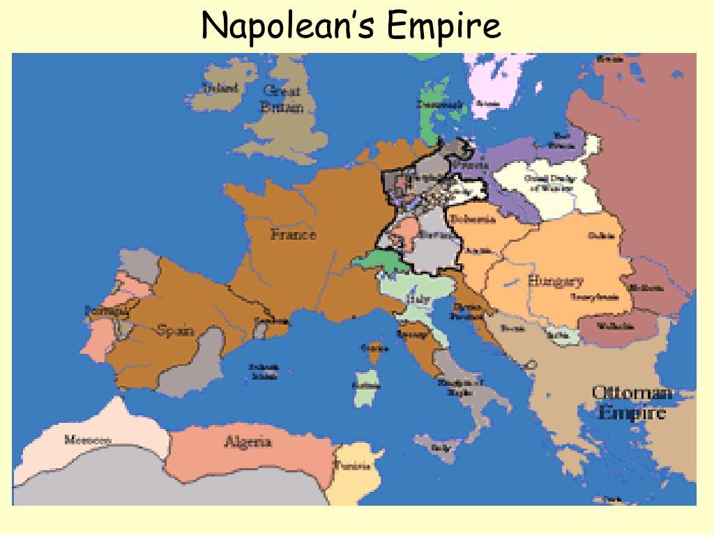 Napolean's Empire